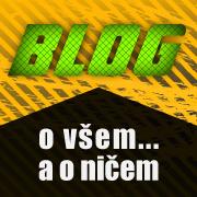 Adminkův osobní blog o všem a o ničem