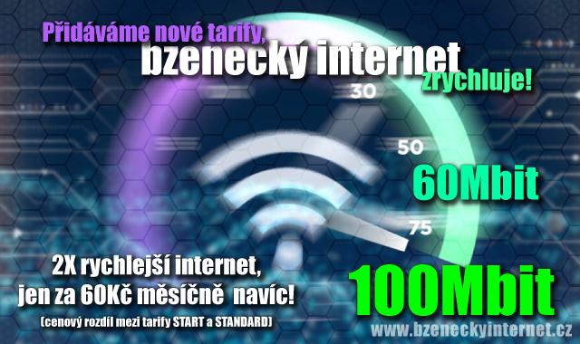 bzenecký internet